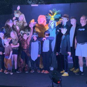 Cast and Staff of Madagascar Jr